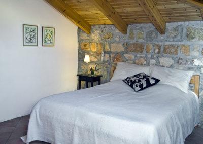 Bed second floor